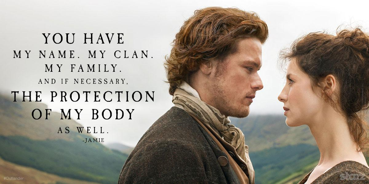 What else could a lass ask for? #OutlanderWedding @heughan @caitrionambalfe http://t.co/JSeU2yntqh