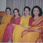 RT @RubikaLiyaquat: Frm Left to Right Sarla,Salma Sultan,Sheela Chaman & Meenu.Anchors of DD News.:-) http://t.co/RDBejawu9b