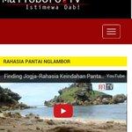 #jogja #wisatajogja #Yogyakarta #jogjafoto snorkling di akhir pekan bisa jadi pilihan klickers nih... http://t.co/aUJefI76T9