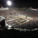 Check out the crowd at tonights @onedirection concert at the Sun Bowl! #1D #elpaso http://t.co/Cc9mrdXQpT