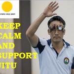 RT @OGQ_India: Gold for Jitu Rai. 6 international medals since June 2014. #Respect #AsianGames2014 http://t.co/V3rNRm5CLu