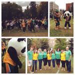 UofA Green and Gold Day.. #sockfight @bearsandpandas @ualbertastudents @UofARec @PER_UAlberta http://t.co/i2Vego7uDa
