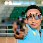 #AsianGames2014: Jitu Rai wins gold medal in men's 50m air pistol, first gold for India in Incheon #MissionAsiad http://t.co/guOdZ0okJW