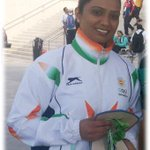 RT @timesnow: Pistol shooter Shweta Chaudhry gives India its first medal, bags bronze in the 17th Asian Games #GoldrushIndia http://t.co/4ToZ8PcgdT