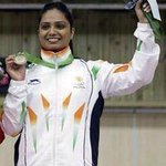 RT @ImJames_: Many Congratulation Shweta Chaudhary for winning the first Medal for India at #AsianGames2014 http://t.co/AUCF7yT5zU