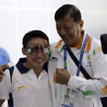 RT @Sports_NDTV: All smiles! Shooter Jitu Rai with his coach Mohinder Lal after winning gold at #AsianGames2014 http://t.co/yYRnsPwdms http://t.co/9Pz5SI95yw