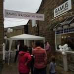 Come on down to #Ramus40 for BBQ #findmylobsters http://t.co/AgqdbgsbME