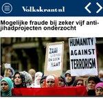 Twee Marokkanen (PvdA-politicus en Activist) stelen geld van Anti-Radicaliserings projecten. http://t.co/S6lWgVfSW5 http://t.co/glylKRNqm4
