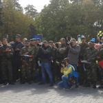 RT @novostidnua: Награждение воинов, героически проявивших себя во время АТО #Мариуполь http://t.co/Zz0wc4P3oK