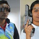 Indias Jitu Rai bags gold; Shweta Chaudhary wins bronze at #AsianGames2014 http://t.co/runMEpX6hC http://t.co/QhICMpKMGJ
