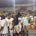 Head coach Matt Johnson and the No 1 Edison Tigers get a big win over No 4 Clovis North Broncos 21-20 http://t.co/aYAwo1Uevg