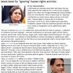 "Pro- @narendramodi Modi think-tank chief praises Gujarat PUCLs latest book for ""ignoring"" human rights activists http://t.co/CkgEiE2zno"