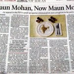Today Arvind kejriwals interesting editorial in TOI... A must read article on modis silence.. http://t.co/kNuDr3VQBD