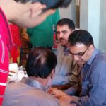 NGOs have set up Medical relief camps across Srinagar such as this one in Sanat Nagar #MissionRahat Kashmir Floods http://t.co/plD0hLzsaE