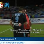 RT @lephoceen: Zap : quand @10APG fait des siennes ! #myOM http://t.co/G2Dh1iwYU0 http://t.co/6krjEXUvtS