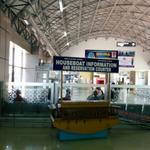 RT @ByBvRao: Seems it is going to be some time before this kiosk at Srinagar airport is populated #MissionRahat Kashmir Floods http://t.co/54Vokw7dA3