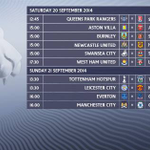 Just 4 hours to wait until Matchweek 5 kicks off. Heres how your #BPL weekend is looking: http://t.co/g0FS0r0h0H