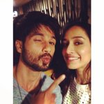 No more under the weather when there is #Haider! Best times with @shahidkapoor http://t.co/Iiporbzawz