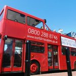 Wave if you see our open-top bus today #Manchester. Guided by @MCRTourGuide & @jeantourguide from @MCRGuidedTours. http://t.co/NA3ju1Lpxr