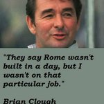 How about this self confidence from Brian Clough! http://t.co/nawbSZ1Mnj