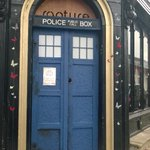 RT @andywilkinsons: @cldoyle63 @DanHoward3 Police box in harrogate,the shop is so much bigger inside than I had imagined #tardis http://t.co/UhyZU3DRow
