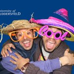 Our #HudOpenDay photo booth is back! Join us for some #HudOpenDay fun today. We cant wait to see your photos :-) http://t.co/Z8oFVBGQWd