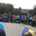 RT @novostidnua: Это #Мариуполь! Митинг в честь дня города начался с гимна Украины. http://t.co/xKWVBFUkec