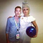 "RT @Fidi_ass: ΡΕ ΣΥ ΓΟΥΑΟΥ ""@LarrySani Me and my idol @ladygaga last night backstage. Thank you! #artRAVEAthens best tour ever! http://t.co/312rHfQE1T"""
