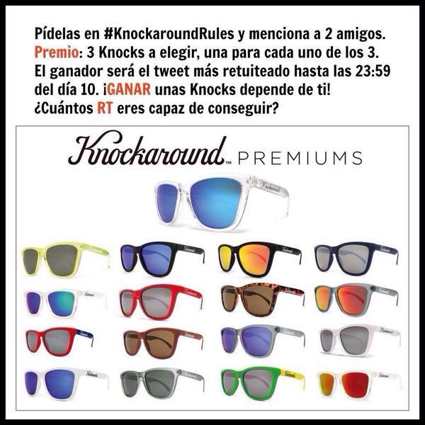 Give me #RT's #KnockaroundRules @diellt @KnockaroundEU @meryllp @elenitager @pjmelian http://t.co/bAZNjmUEtq