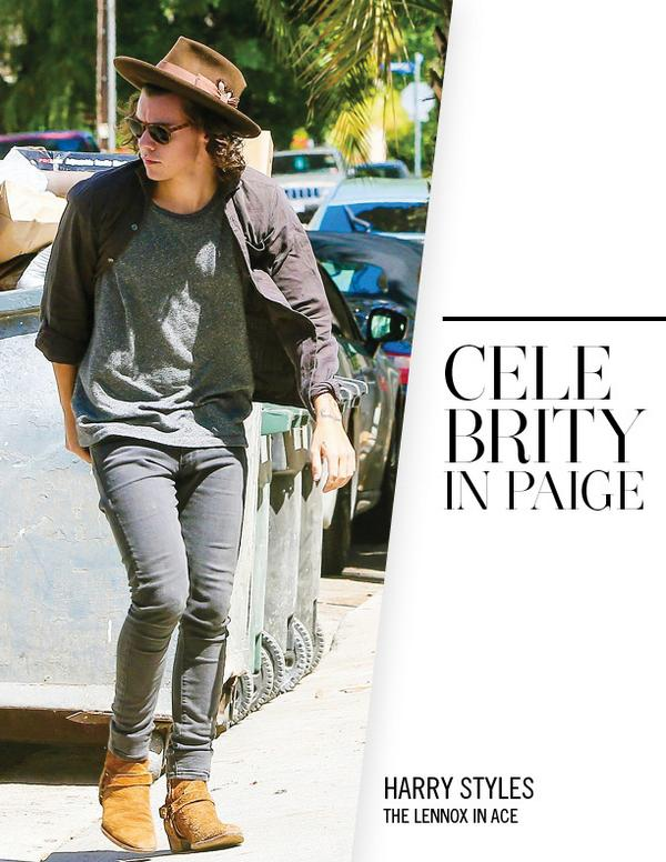 .@Harry_Styles has been living in the Lennox + his signature fedora and moto boots. #LIVEINIT http://t.co/8NZ2bUZXuh http://t.co/MiXIvPZNdE