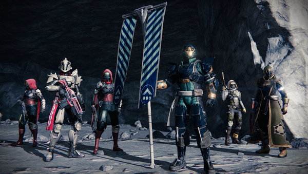 Be one of the first to play Destiny! To WIN a game AND a PS4 simply RT this tweet #DestinyUKLaunch http://t.co/1vUKHp8iAY