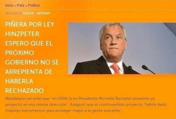 Cada día valoro más el gobierno de @sebastianpinera http://t.co/urncU25jFo