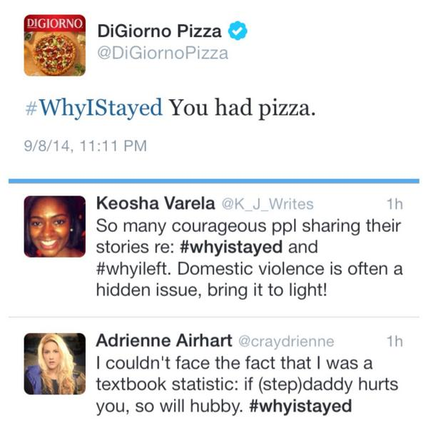 DiGiorno Accidentally Tried To Advertise Their Pizza In A Hashtag ...