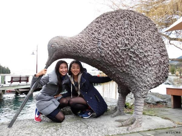 #浅田真央 さんと舞さんがNZへ行く特別番組「浅田真央・舞のTRY&GO 初体験!素顔のプライベート旅」が、9/21の16時からテレビ東京系列にて放送! 放送中にライブツイートしますので、#浅田姉妹NZ で一緒に盛り上がりましょう! http://t.co/NmAogZIKLF