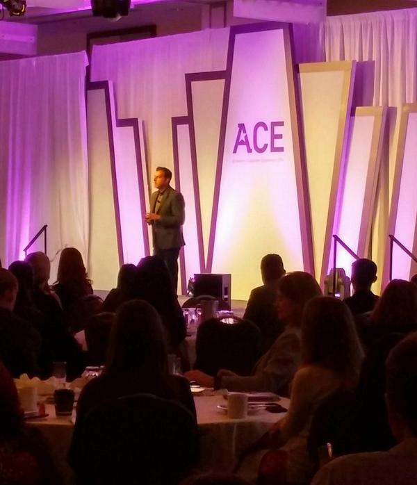 #AACE14 @razorsuleman always helps the audience see how far #HR has come & inspires about the future. #Innovator http://t.co/30P1mLpXfd