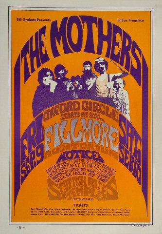 #PosteroftheDay The Mothers w/ Frank Zappa at @FillmoreSF 48 yrs ago today on 9/9/66 http://t.co/w9DfFKIOWD http://t.co/IhaOi1rNj4