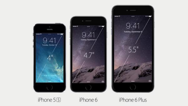 ¿Qué os parecen? Nada que no viésemos en la filtraciones pero espectaculares #ApplesferaKeynote9S http://t.co/EWZSPGORfK