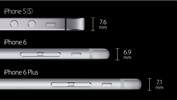 İşte iPhone 6 ve iPhone 6 Plus'tan ilk görüntüler... http://t.co/e13hLt8NSW http://t.co/FpnEVLuQBn