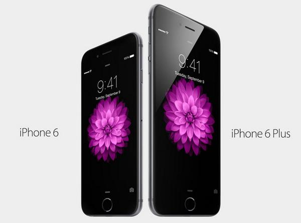 Apple presenta el iPhone 6 y iPhone 6 Plus  http://t.co/j5hhJNfecy http://t.co/aLyilRQ4ed
