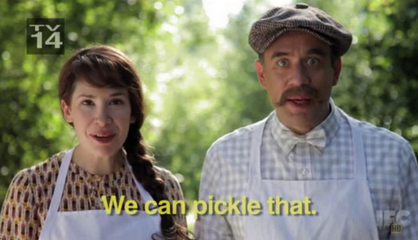 Is this book local? A peek at the @portlandia Cookbook: http://t.co/rEuDXqeICC http://t.co/lZRkF08lhX