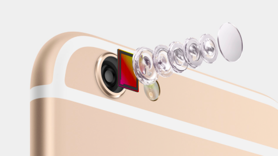 Apple says the new Focus Pixel software behind its new iPhone 6 camera will take better photos. http://t.co/I7272vH9Q6