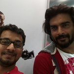 RT @nikhilsj: Last Tuesday I got chance to meet  @ActorMadhavan at #DubaiAirport great pleasure to meet the actor in real life http://t.co/…