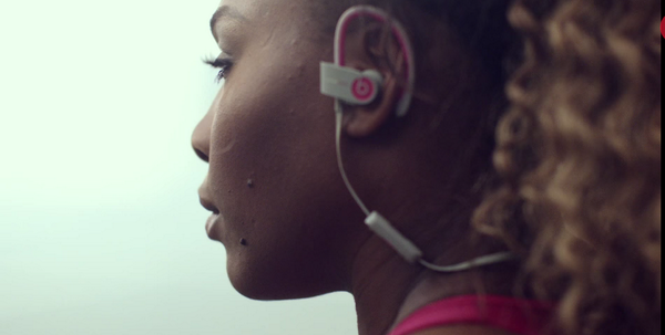 .@serenawilliams' ad for Beats by Dre will inspire the crap out of you. http://t.co/AjLsyjv72X http://t.co/wGa4DRbiXn