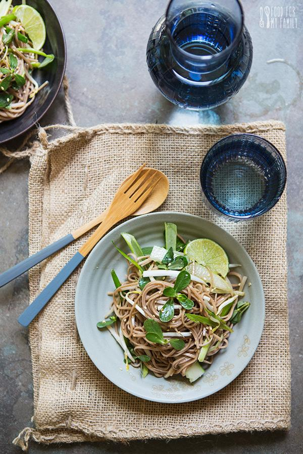 I made you a purslane soba salad & told a story about beauty in chaos & real life. http://t.co/II0E8KVsp9 #recipe http://t.co/0UT0pXuuoc