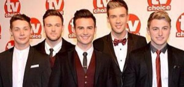 What a day! a lie in, a new nephew, and @CollabroGlobal looking handsome as ever on the red carpet. http://t.co/TEM8r6VyvH