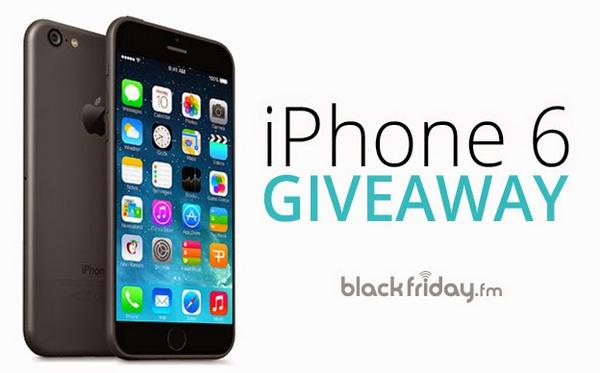 24-Hour BlackFriday.fm iPhone 6 Giveaway!  Enter to Win an #Apple #iPhone 6 Here: http://t.co/99i13fbPbn http://t.co/MYQluBSZHV