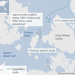 RT @BBCNewsGraphics: Fabled Arctic ship found -  map shows location of search area http://t.co/gpeSbP6k4F http://t.co/t3MXTpHnpg