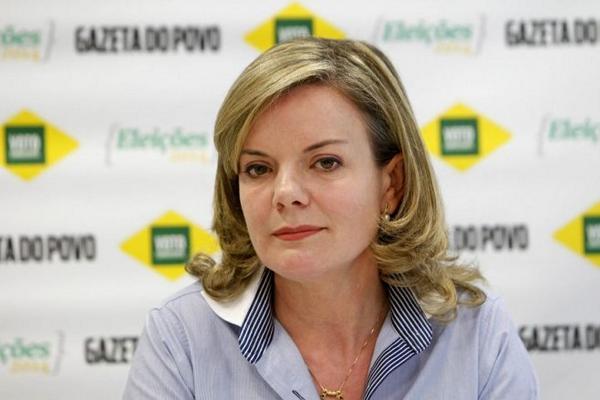 """""""O governo do Paraná é um governo sem rumo"""", diz Gleisi http://t.co/UIVmX0pjck http://t.co/VMQSCrFbYP"""