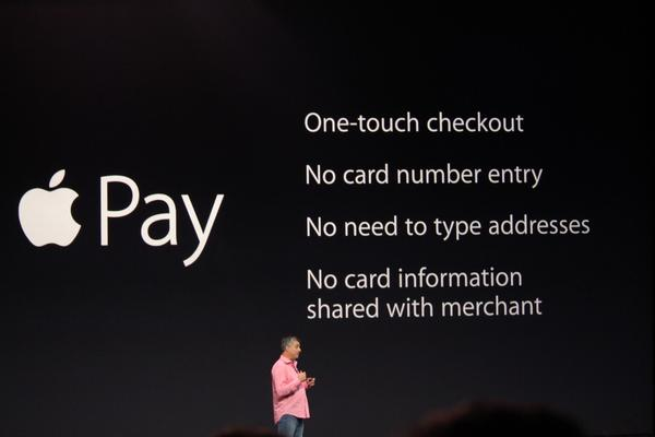 More facts about Apple Pay ... liveblog for all the info is here: http://t.co/WomVQAXkob http://t.co/IcaARIceYf