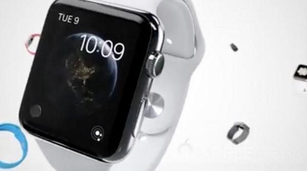 Y llegó por fin, Apple presenta el Apple Watch http://t.co/qaergpVcGt http://t.co/KgoKe8h6po